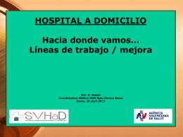 Diapositiva 1 - Inicio | SVHAD
