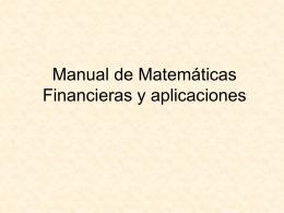 Diapositiva 1 - Cursos de Inversiones