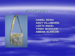 MOCHILONAS