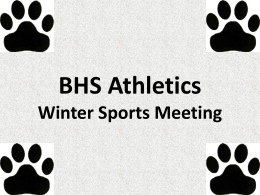Bethel High School Athletics