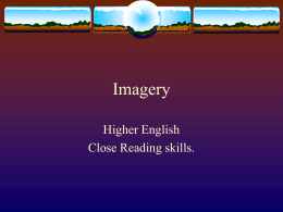 Imagery - Wallace High School, Stirling