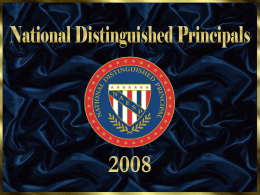 2005 NDP Program