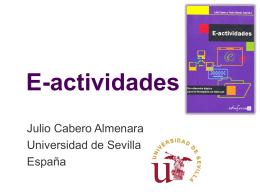E-actividades