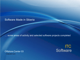 02 Software Made In Siberia