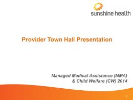 Peach State Health Plan - HomeTown Health University
