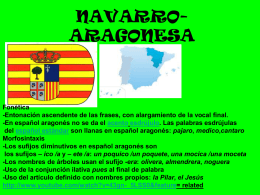 NAVARRO-ARAGONESA