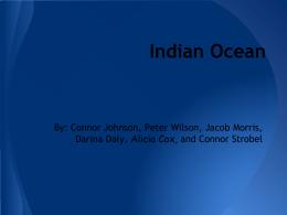 6th - Indian Ocean