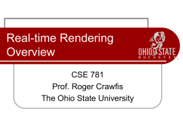 Overview and History - Ohio State University