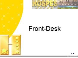 Diapositiva 1 - Hospes - Gerencia Hotelera Moderna