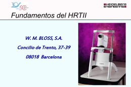 Heidelberg Retina Tomograph II