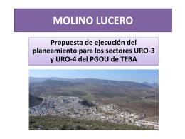 MOLINO LUCERO