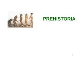 PREHISTORIA - Patricio Alvarez Silva