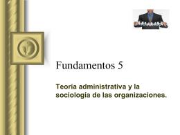 Fundamentos 5