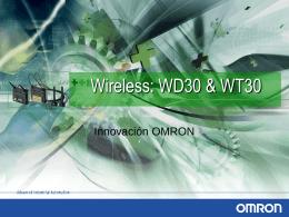 Comunicaciones Industrailes para Acceso Remoto sin Cables