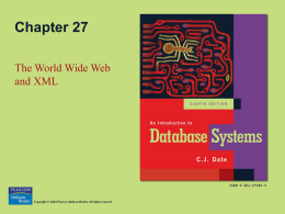 Date's An Introduction to Database Systems, 8th ed