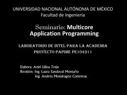 Diapositiva 1 - Laboratorio Intel para la Academia