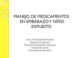 Diapositiva 1 - Clinica Enfermedades Infecciosas