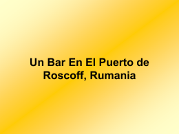 Bar En Rumania