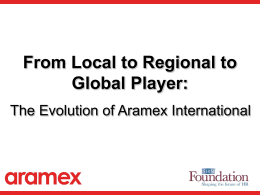 Aramex-Slides- FINAL. ppt