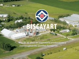 Diapositiva 1 - Biscayart