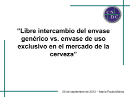 Diapositiva 1 - CRCAL - Centro Regional de Competencia