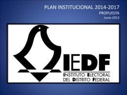 IEDF PROGRAMAS