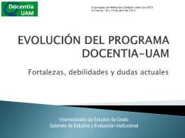 DOCENTIA IVPD