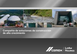 CEMEX SA&C