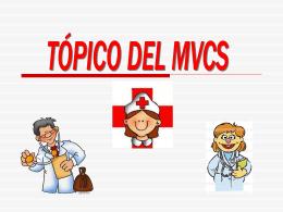 TOPICO DEL MVCS