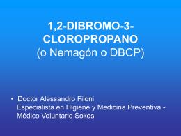 Storia del DBCP