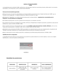 Diapositiva 1 - Global Card Salud