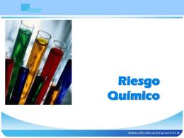 Quimicos - Bienvenido a RIDSSO