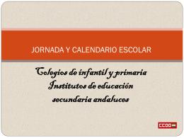 Diapositiva 1 - @CCOOEducacio