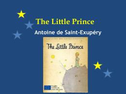 The Little Prince - Gimnazjum Publiczne im. Romana