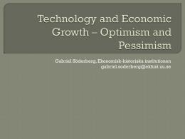 Teknik och ekonomi