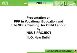 INDUS PROJECT - Madhya Pradesh