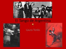 El Tango de Argentina