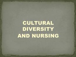 Cultural Diversity - Fog.ccsf.edu