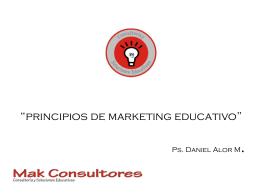 PRODUCTOS Y SERVICIOS 2011
