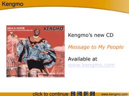 Kengmo - Maniactive