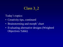 Class 8_1 - Clarkson University