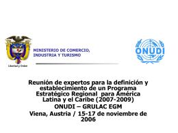 RED COLOMBIANA DE CENTROS DE SUBCONTRATACION
