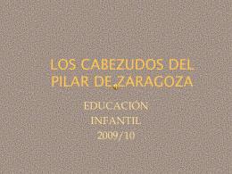 LOS CABEZUDOS DEL PILAR