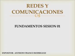 REDES Y COMUNICACIONES III
