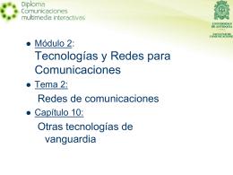 Diploma comunicaciones interactivas multimedia
