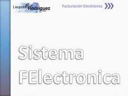 Sistema FElectronica