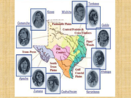 Texas Native Americans - Klein Independent School