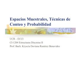 TEMA #1 - Ph.Dc. Kryscia Ramirez