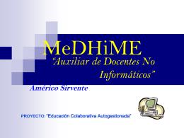 MeDHiME