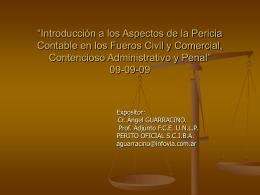 Reforma de la Ley 24.522 –Ley 26086